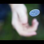 coin flip photo